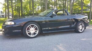 1997 Ford Mustang Gt Convertible