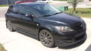 2009 Mazdaspeed 3 - Manual