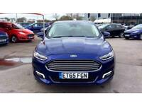 2016 Ford Mondeo 2.0 TDCi Titanium Powershift Automatic Diesel Hatchback