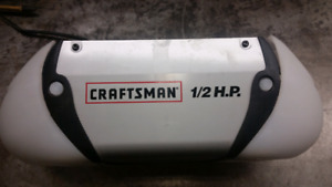 Garage door opener Craftsman 2002