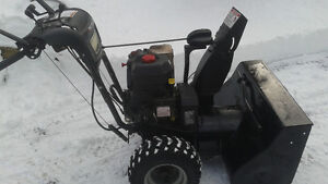 "Murry ( craftsman ) Blower 14.5 hp/ 30 """