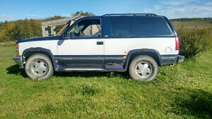 1994 Chevrolet Blazer Other