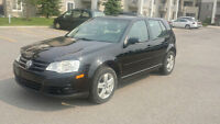 2008 Volkswagen Golf City Hatchback automatic great condition