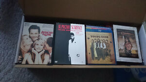 DVDs and BluRays - Massive Movie Collection For You!