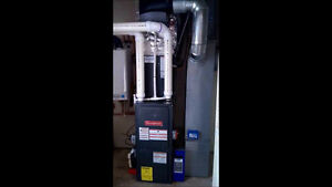 *No cost HVAC upgrade and government rebate Kingston*