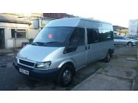 Ford transit minibus 15 seater 12 months mot new flywheel + clutch kit