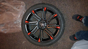 18 inch Tire and Rim package