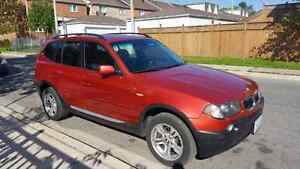 2005 BMW X3 OI E-tested & safetied. Mint condition.