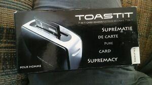 toastit  boyng  7in1   card reader