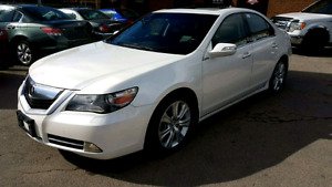 2009 ACURA RL AWD NAVI. BLUETOOTH ONLY $14,995