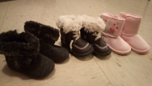 Baby boots. Size 4