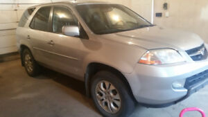 Winter's here! Get your SUV here! 2003 Acura MDX!