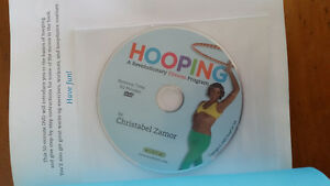 Hooping Workout book with cd Kingston Kingston Area image 2