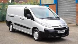 2011 silver Citroen Dispatch 2.0 hdi LWB NO VAT