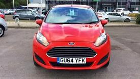 2014 Ford Fiesta 1.25 Style 3dr Manual Petrol Hatchback