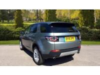 2015 Land Rover Discovery Sport 2.2 SD4 HSE 5dr Automatic Diesel 4x4