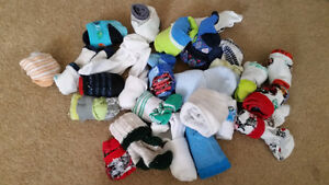26 Pair Socks3-12mths