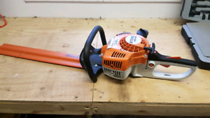 STIHL HS 45 Hedge Trimmer. Like NEW.