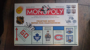 Monopoly: NHL Edition