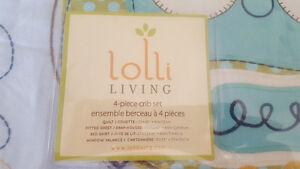 Brand new Lolli Living 4 piece set