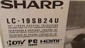Sharp 19 Tv
