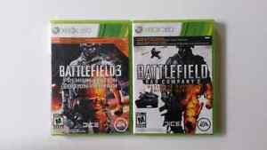 Battlefield 3 & Bad Company 2 10$!!