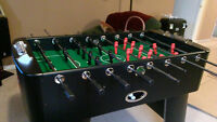 Brand new Ray Ban Foosball table. Never used!!!!