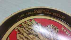 Vintage. Old Iroquois beer tray. London Ontario image 6