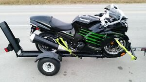 Stinger Motorcycle Trailer Rental.  Daily, Weekly
