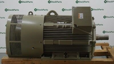 250HP 1200RPM - GENERAL ELECTRIC 5KS509XAA325 NSNB - 250 HP ELECTRIC MOTOR 1185