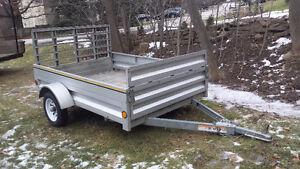 Trailer - Brush and Utility 8' x 5.5'