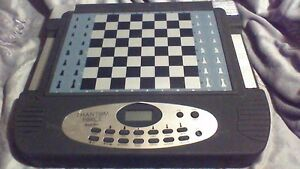 Phantom Force Excalibur Electronic Chess Board Model 740D