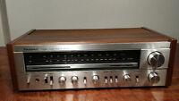 Technics AM FM Receiver SA 301 Vintage.