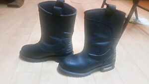 Milwakie motorcycle boots