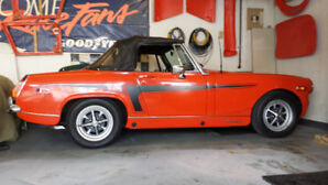 1978 MG Midget - exceptional condition