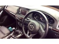 2014 Mazda 6 2.2d Sport Nav 5dr Manual Diesel Estate