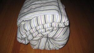new flannel twin sheet set