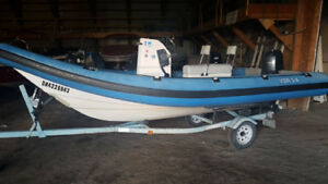 VSR 5.4 2012 Coach Boat For Sale