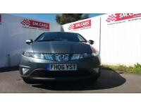2006 06 HONDA CIVIC 1.8i-VTEC AUTOMATIC EX i-SHIFT.FULLSH.FULLMOT.2KEYS,HUGESPEC