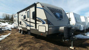 Like NEW! Motivated to Sell! 2015 Sunset Trail