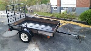 2010 Utility Trailer For Sale
