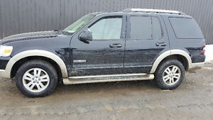 2006 Ford Explorer 3 SUV, Crossover