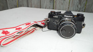 Mamiya NC1000 35mm camera $60. Prince George British Columbia image 2