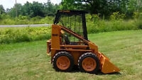 Case 1816c skid steer , will look at others