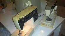 2 Beautiful Singer Sewing Machines Diana 560 and 711 Neutral Bay North Sydney Area Preview