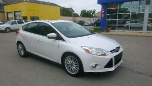 Saftied 2012 ford focus Sel