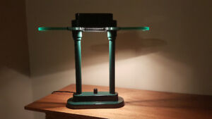 Very bright table lamp