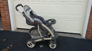 Graco travel system (stroller&carseat)
