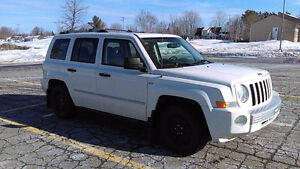 2009 Jeep Patriot Limited VUS