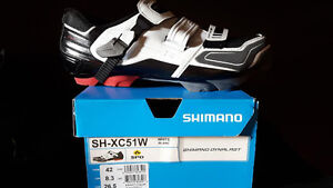 New Shimano Mountain bike shoes